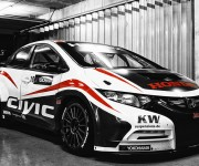 Honda Civic WTCC 2013