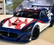 Maserati GranTurismo MC Trofeo 2013