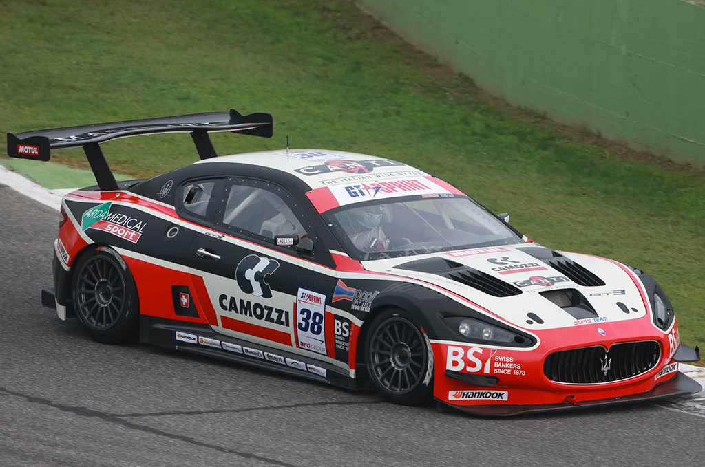 Team Swiss Maserati Corse