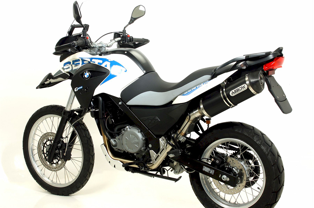 Arrow BMW G650 GS Sertao