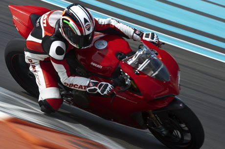 1199 Panigale Experience