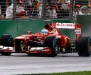 Ferrari F1 - Qualifiche Melbourne 2013