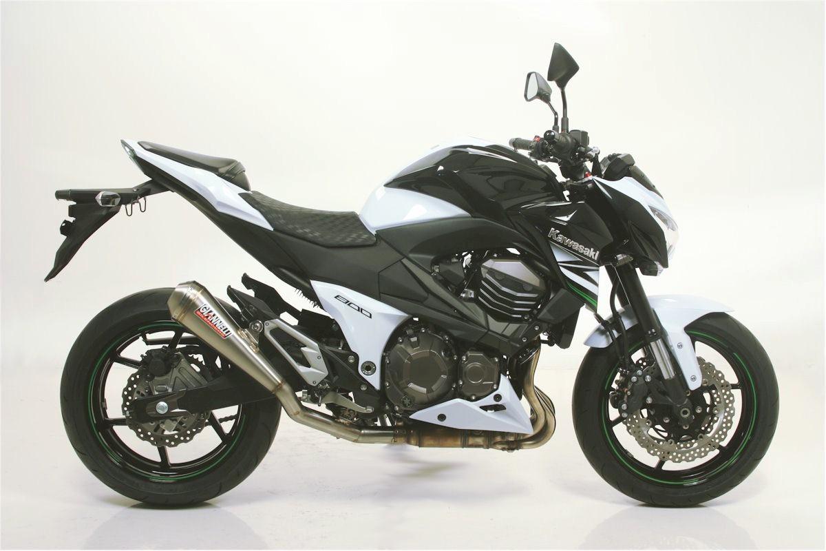 Giannelli Kawasaki Z 800 '13