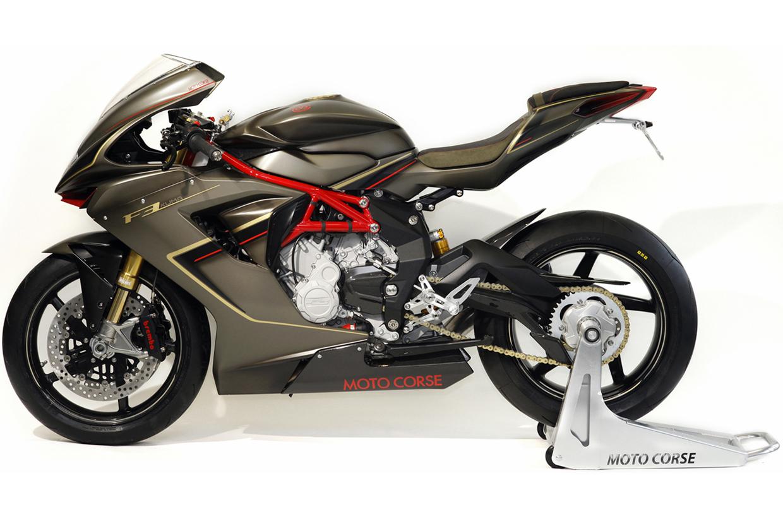 Motocorse MV Agusta F3 Kuma