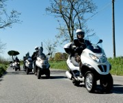 """Raduno Nazionale del Moto Club Polizia di Stato """"Ruote Basse"""""""