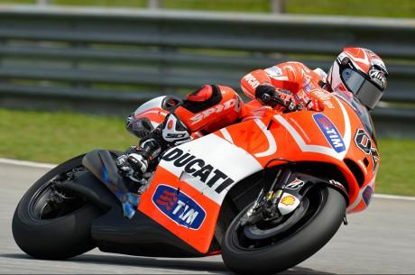 Andrea Dovizioso - Team Ducati MotoGP 2013