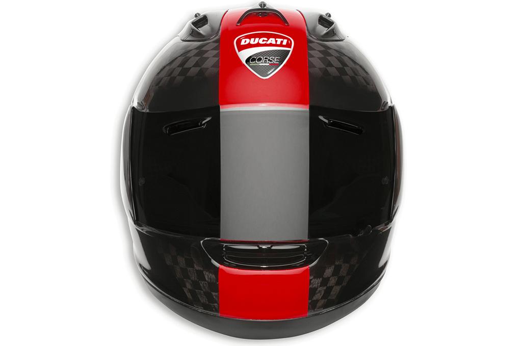 Casco integrale Ducati Corse Carbon