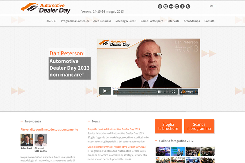 Automotive Dealer Day 2013