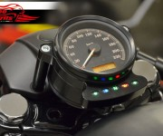 Cruscotto per HD Sportster Cafe Racer Style