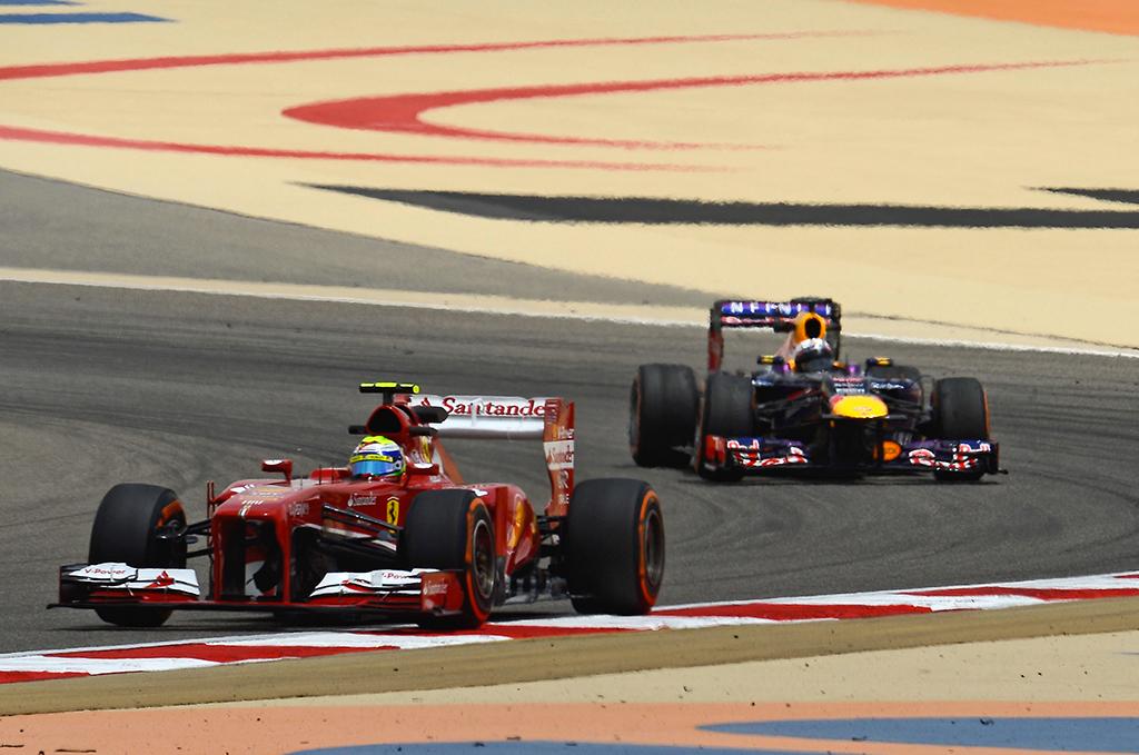Felipe Massa - GP Bahrain - FP1