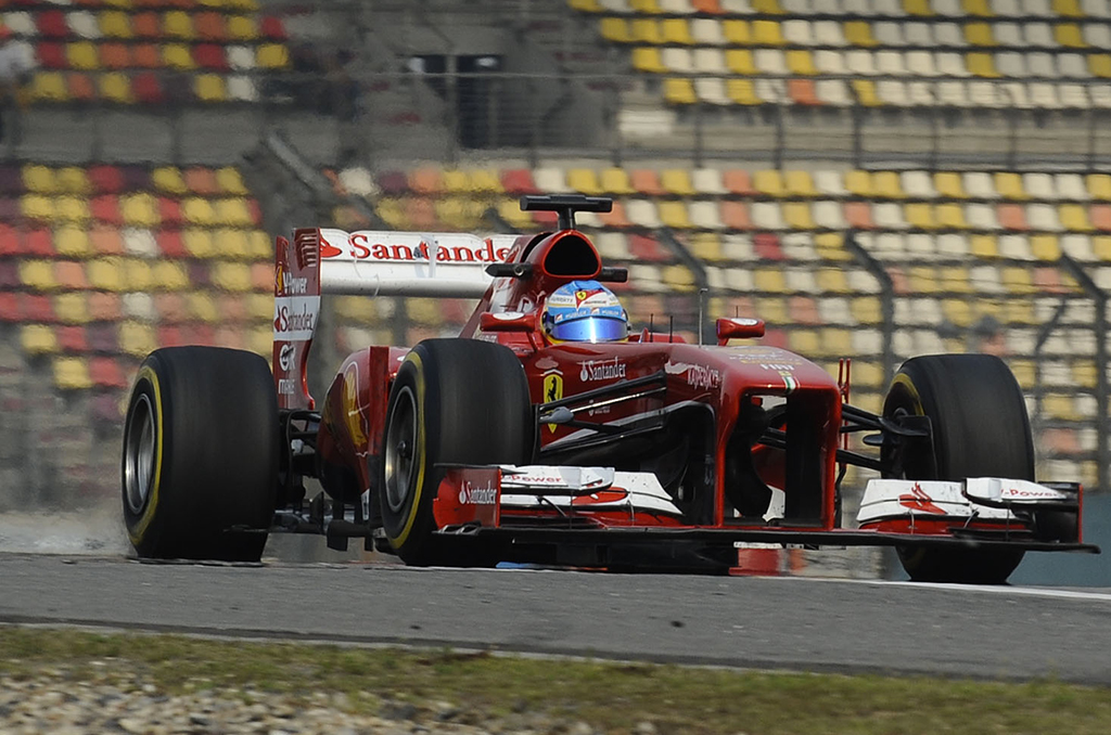 Fernando Alonso - GP China 2013