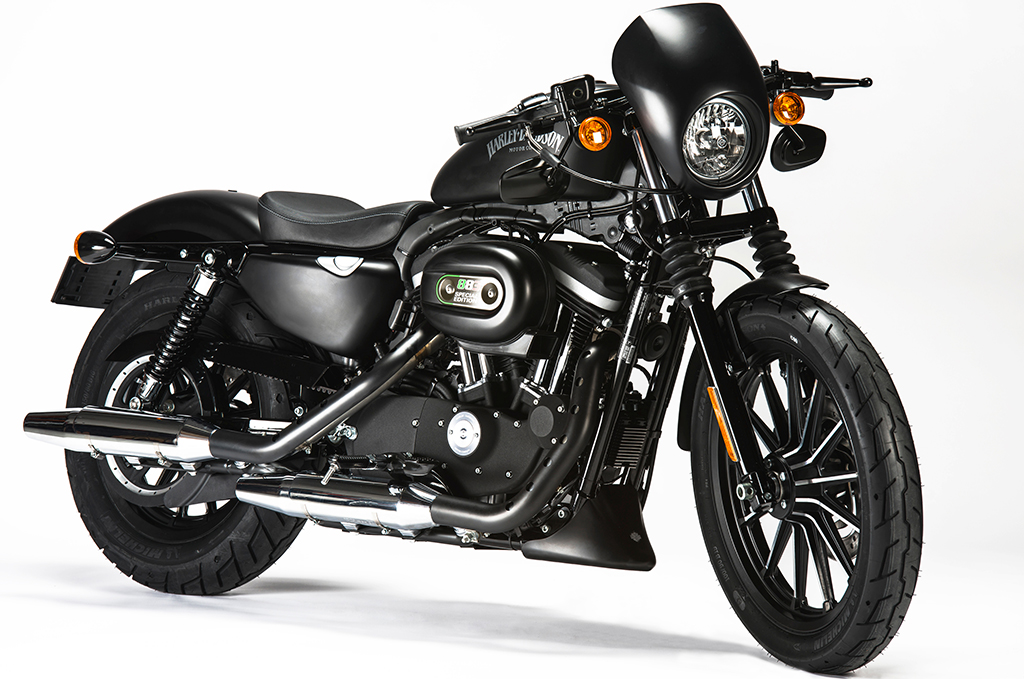 Harley Davidson Iron 883 Special Edition S