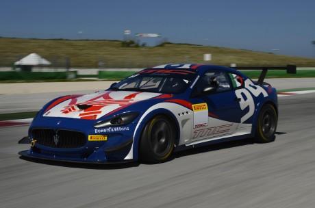 Maserati Trofeo MC World Series 2013