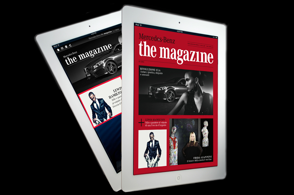 Mercedes-Benz – the magazine