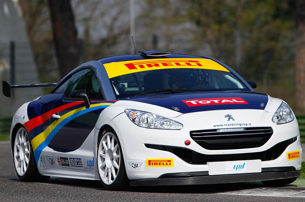 RCZ Racing Cup versione 2013