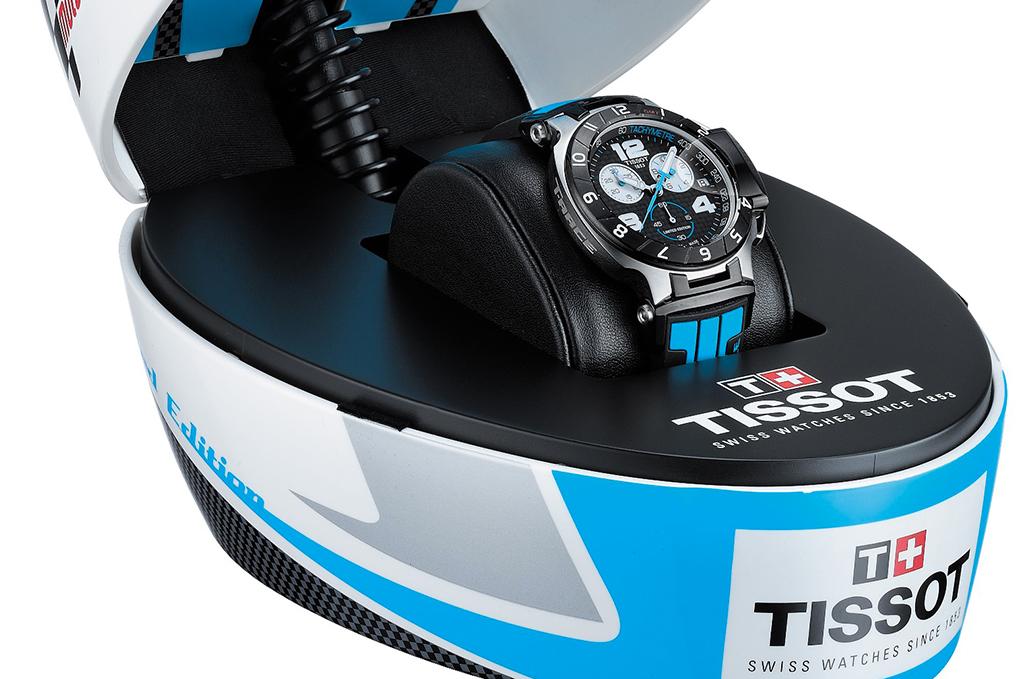 Tissot T-Race MotoGP Limited Edition 2013