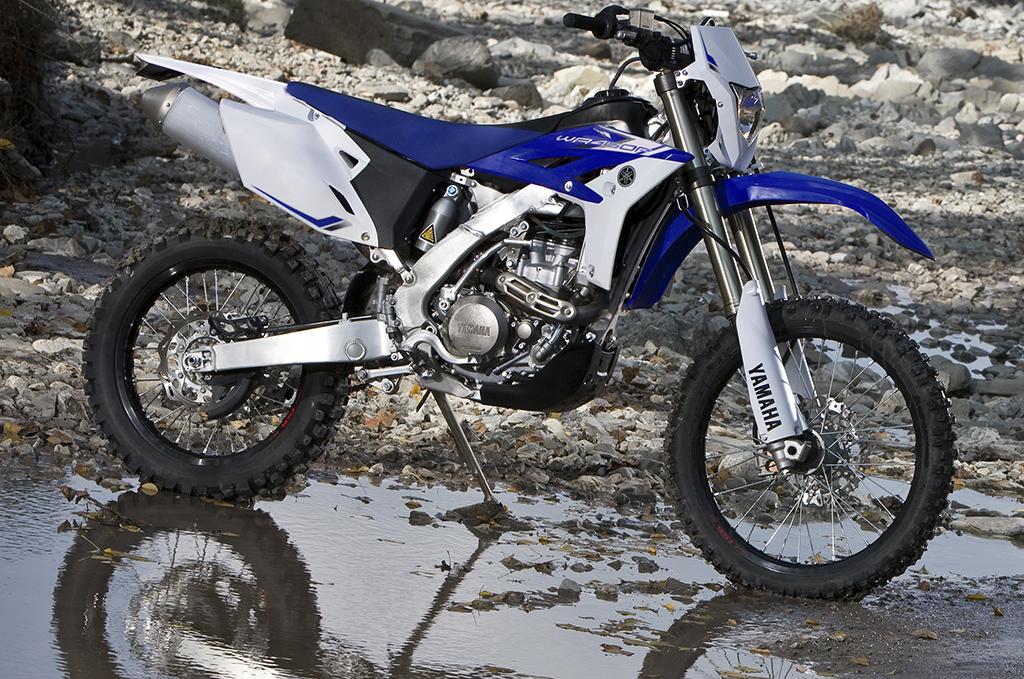Yamaha WR450F vince il Red Dot Product Design Award 2013
