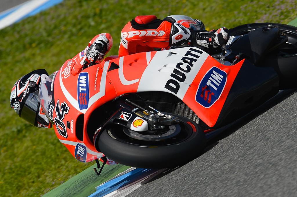 Andrea Dovizioso - Team Ducati MotoGP2013