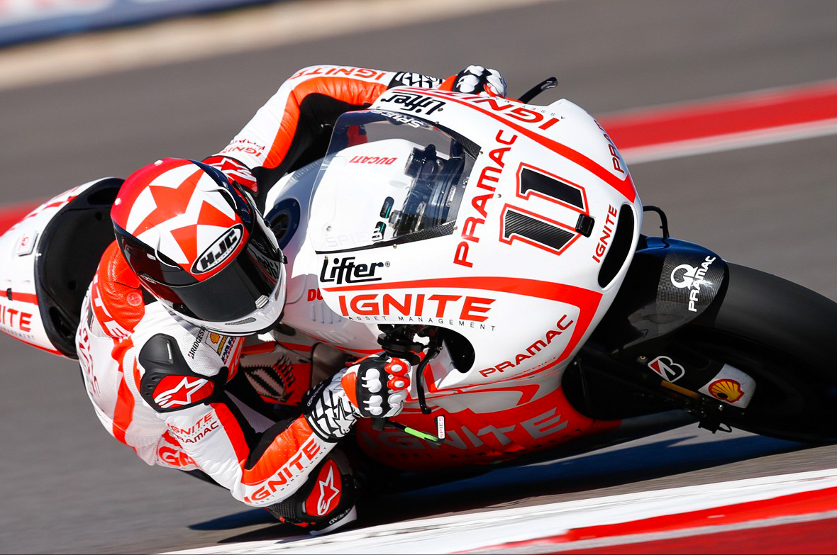 Ben Spies – Ignite Pramac Racing Team