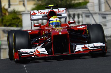 Ferrari F1 2013 - Montecarlo