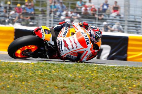 Marc Marquez - Jerez de la Frontera 2013