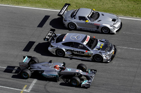 Mercedes-AMG Performance Drive alla 24 Ore del Nürburgring