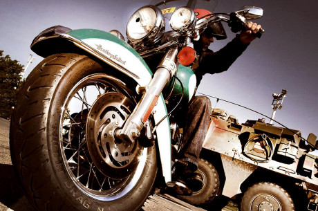 Pirelli al 110° anniversario Harley Davidson