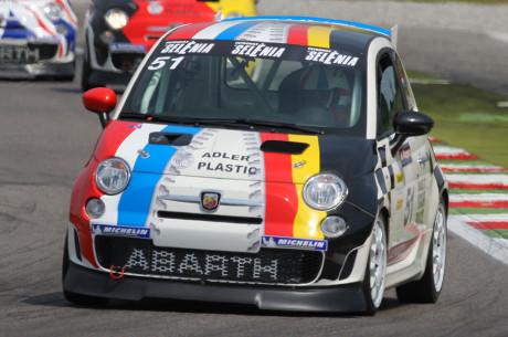 Trofeo Abarth Selenia Europa 2013