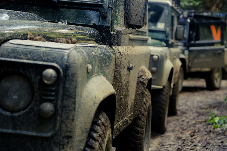 Land Rover Day - Toscana 2013