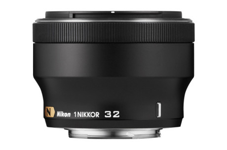 Obiettivo 1 NIKKOR 32mm f/1.2
