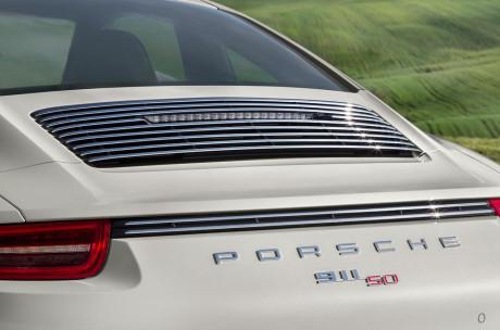 Porsche 911 - 50 anni 911
