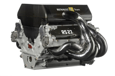 Engine Renault RS27
