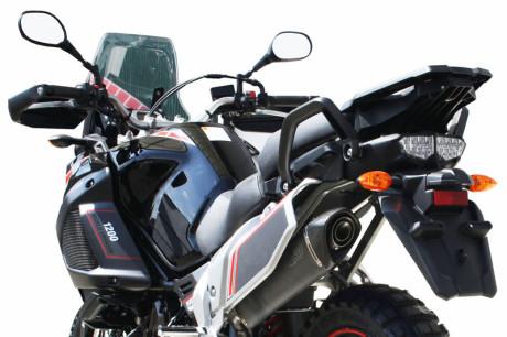 Exan presenta il nuovo scarico per la Yamaha XT 1200Z Super Tenerè