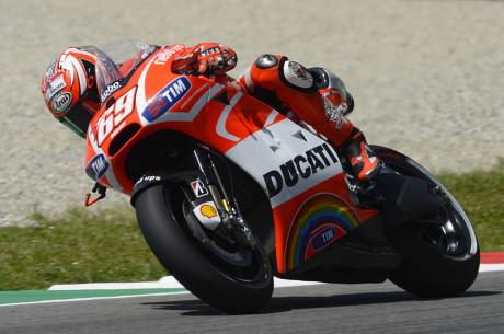 Nicky Hayden – Ducati Team