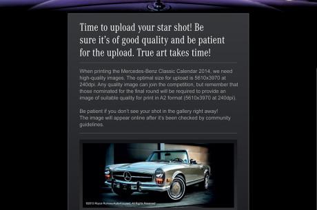 Mercedes-Benz Classic 2014