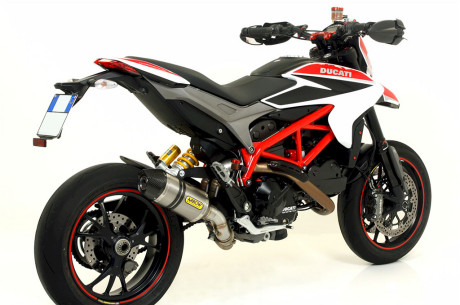 Arrow nuova Ducati Hypermotard