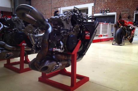 Carlos Checa - Ducati 1199 Panigale