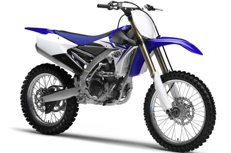 Yamaha YZ-F 250 MY2014