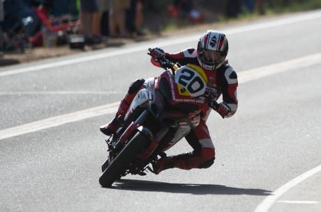 Bruno Langlois - Ducati Multistrada 1200 - Pikes Peak