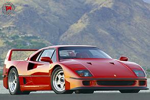 Trent'anni di storia, 30 anni di Ferrari F40