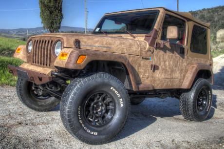 Jeep Wrangler ECO-Hydro R