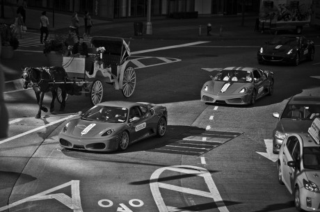 Ferrari - Tributo New York