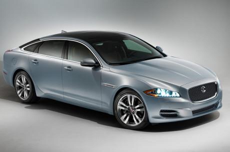 Jaguar XJ MY 2014