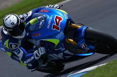 Randy De Puniet - Team Suzuki MotoGP