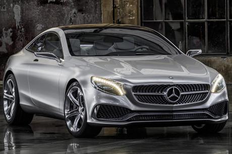 Mercedes Concept Classe S Coupé
