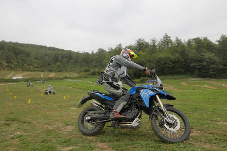 BMW Motorrad GS Trophy 2013