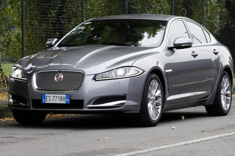 Jaguar XF MY2014