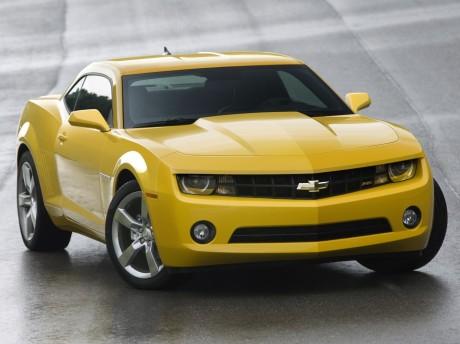 Nuova Chevrolet Camaro
