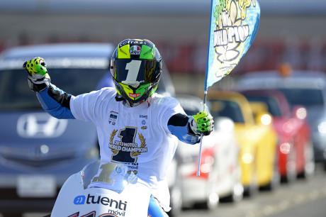 Pol Espargaro' Campione del Mondo Moto2