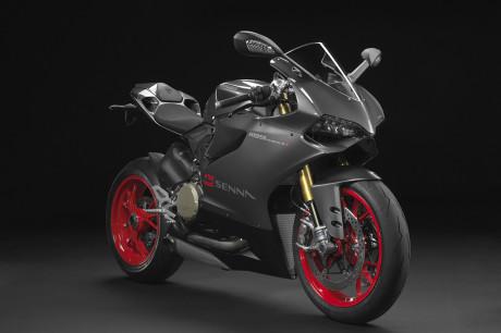 """Ducati presenta la versione """"Senna"""" della 1199 Panigale S"""
